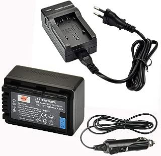 MICRO USB CARGADOR para Panasonic SDR-T55 HC-V130 HC-V110