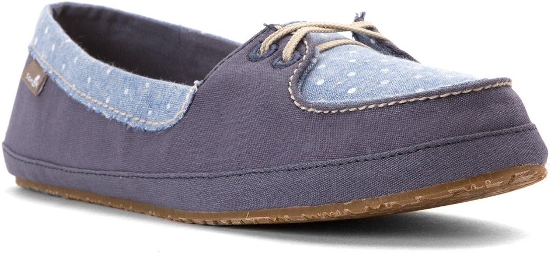 Sanuk Women's Drop It Like Its Yacht Loafers