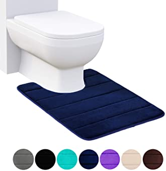 Awesome Best Contour Bath Rugs For Toilet Amazon Com Gmtry Best Dining Table And Chair Ideas Images Gmtryco