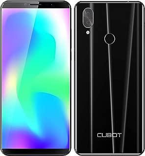 4G Unlocked Smartphone, Cubot X19, 5.93 inch FHD, Android 9.0, 4GB+64GB, Dual SIM, 4000mAh, 8MP+16MP, Face Unlock Finger Print (Black)