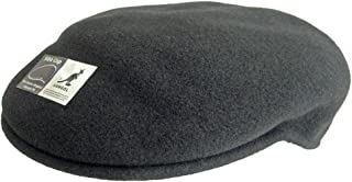 504 - Boina para Hombre, de lana negro L