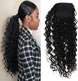 Best clip on ponytail for natural hair Reviews