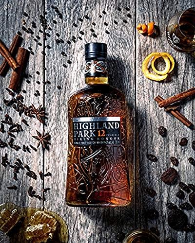 Highland Park Single Malt Scotch Whisky - 3