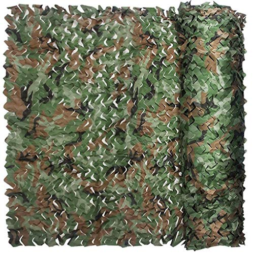 Carl Artbay luifelzeil, jungmodus, camouflagennet, Oxford-doek, geschikt voor themapark, tentoonstelling, outdoor, fotografie, zonnescherm, net, multisize, optioneel camouflage, camouflagenet 4*5m