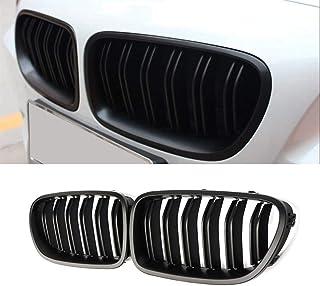 para BMW Sedan F10 F11 F18 M5 2010-2016 Greatideal Doble Parrilla Frontal para Parrillas