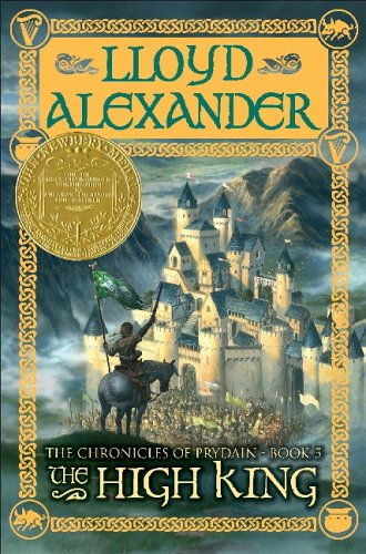 The High King: The Chronicles of Prydain, Book 5 (The Chronicles of Prydain, 5)