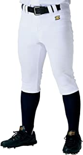 ZETT(ゼット) 野球 ユニフォーム ショート パンツ メカパン ホワイト(1100) BU1182CP