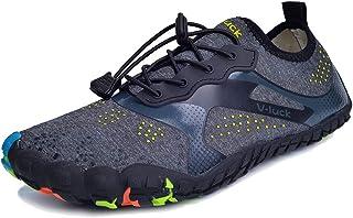 کفش آبی مردانه Veluckin پابرهنه سریع خشک برای استراحت در استخر شنا Aqua Sports