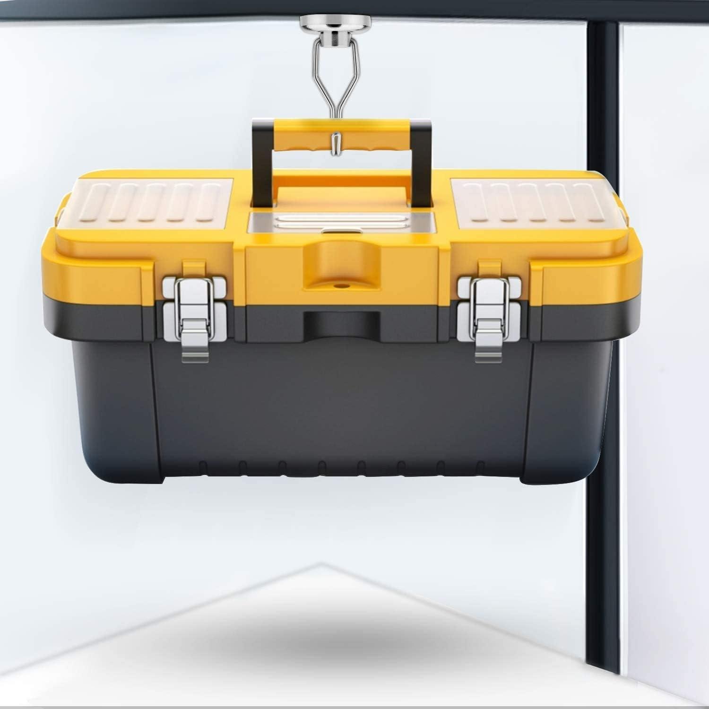 Magnethaken,32mm 42mm 25mm Magnet Haken,Neodym Magnet Haken 32mm-4pc
