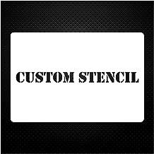 Best custom latte stencils Reviews