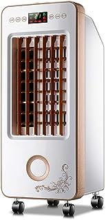 Xiaoai's shop Aire Acondicionado doméstico, Aire Acondicionado frío refrigerado por Agua, Aire Acondicionado pequeño, pequeño,Brown