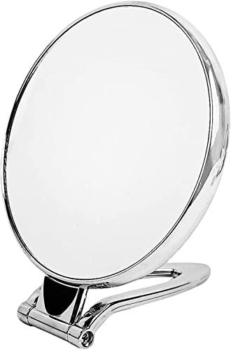 MINISO Hang and Stand Mirror Adjustable Suitable for Makeup Beauty Travel Compact Size