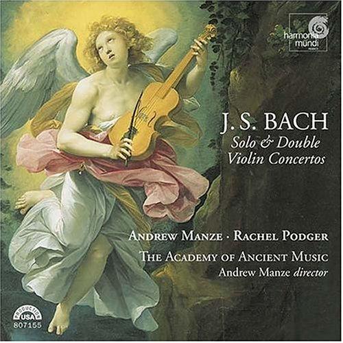 バッハ:ヴァイオリン協奏曲集  (VIOLIN CONCERTI / DOUBLE CONCERTO (HYBR))