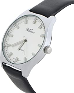 Charisma Casual Watch for MenLeather B and, Analog, C6992