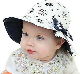 e7bd9b17a7e2f Viva Fancy Baby Kids Girls Boys Toddler Fisherman Bucket Hat Pattern Wide  Brim Outdoor Cap Sun