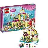 Lego Disney Princess 41063 Il Palazzo Sottomarino di Ariel