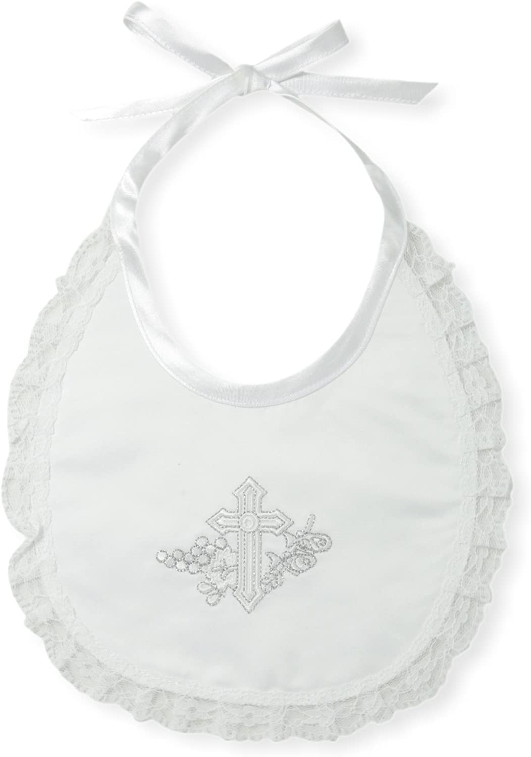 The Christening Collection Unisex Baby Baby Satin