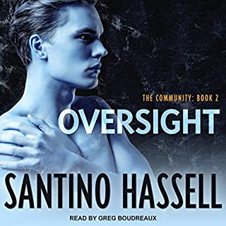 Oversight audiobook cover art