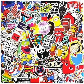 Best laptop stickers 100 pcs Reviews