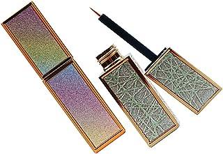 Beaupretty 2Pcs 10Ml Rainbow Lip Gloss Tubos de Embalagem Garrafa Frasco de Creme de Cílios Delineador Recipiente Garrafas...
