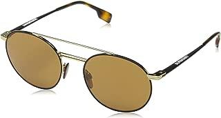 Burberry Women's 0BE3092Q 126890 57 Sunglasses, Violet/Greygradientviolet