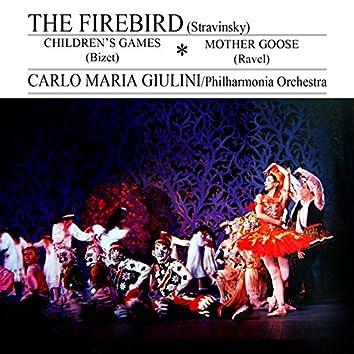 Stravinsky: The Firebird, Op. 4 - Bizet: Jeux d'enfants - Ravel: Ma Mere L'oye
