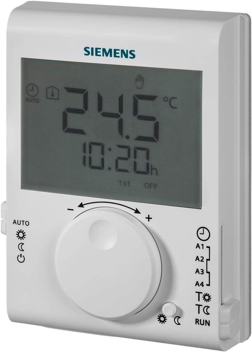 Siemens RDJ100 - Termostato programable, colores variables