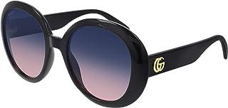 Sunglasses Gucci GG 0712 S- 002 Black/Blue