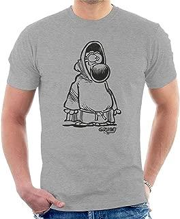 Comics Kingdom Grimmy Monk Men's T-Shirt