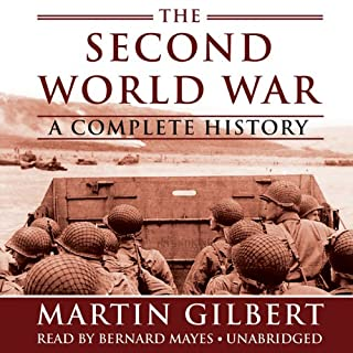 The Second World War: A Complete History cover art