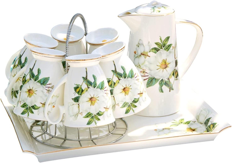 Coffee Mug European Style San Francisco Mall Ranking TOP1 Creative Home Teapot Liv Water Hot