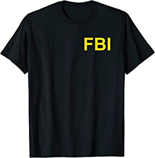 fbi clothing shop