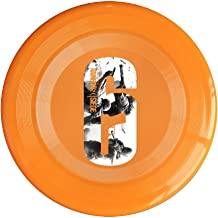 YQUE56 Unisex Game Hero Logo Outdoor Game Frisbee Sport RoyalBlue