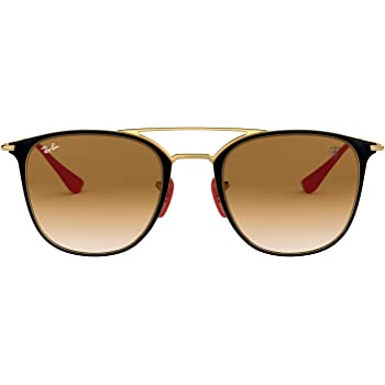Ray-Ban Rb3601m Scuderia Ferrari Collection Square Sunglasses