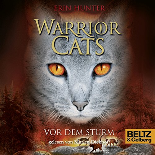 Vor dem Sturm (Warrior Cats 4) cover art