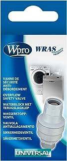 Wpro ACQ001 Waschmaschinenzubehör/ Wasserstoppventil/ Universell/ Für Waschmaschinen und Geschirrspüler