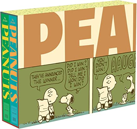 The Complete Peanuts 1971-1974 (Vols. 11-12 boxed set) (The Complete Peanuts)