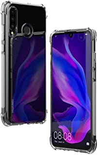King Kong Armor Cover for Huawei P30 Lite Anti-Burst Super Protection -Transparent