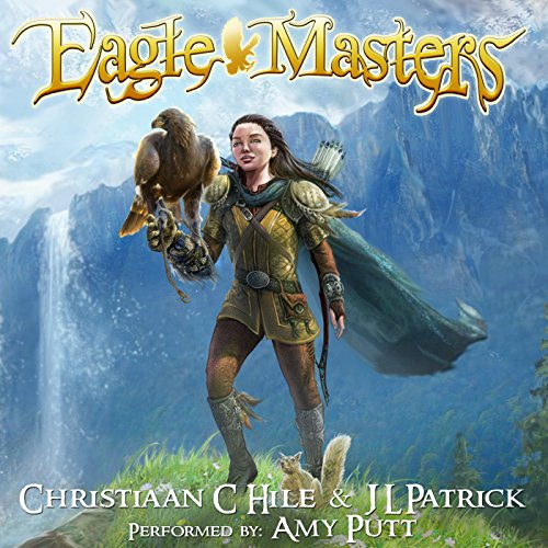 Eagle Masters audiobook cover art
