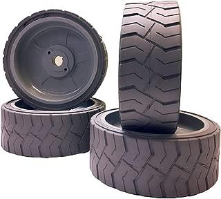 Scissor Lift Tires Fits Genie GS 1530, GS 1532, GS 1930, GS 1932 Models/Genie Part 105122 Wheel Assembly