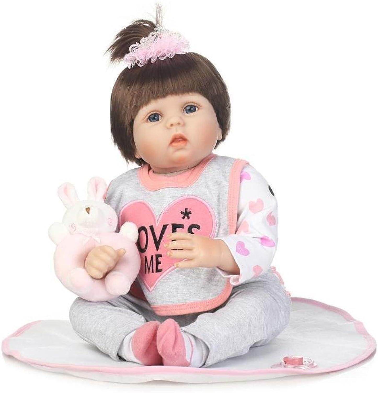 servicio honesto Haixin Reborn Baby muñeca muñeca 55cm con ojos azules azules azules  Sin impuestos