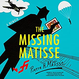 The Missing Matisse cover art