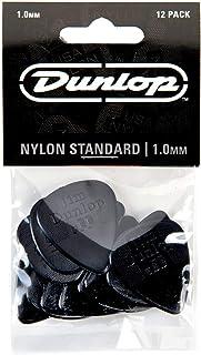 Dunlop - Nylon Standard Guitar Pick (12-Pack) - Black