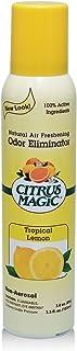 シトラスマジック エア フレッシュナー レモン 103ml 果皮抽出オイルをギュッと詰めた消臭?芳香ルームスプレー