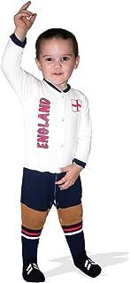 Supportershop Unisex baby visserre pyjama