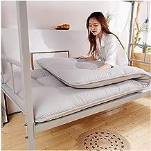 Thicken Breathable Tatami Mattress, Japanese Tatami Floor Mattress Sleeping Pad, Student Dormitory Folding Mattress Topper...