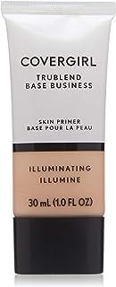(Illuminating 400, Pack of 1) - Covergirl Base Business Face Primer, Illuminating 400, 30ml