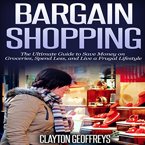 Bargain Shopping audiobook cover art