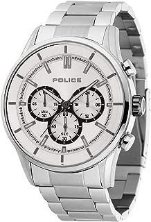 [ポリス]POLICE 腕時計 RUSH 15001JS/04M メンズ 【正規輸入品】