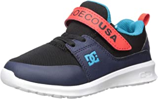 DC Kids' Heathrow Prestige Ev Skate Shoe